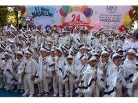 Kdz. Ereğli'de 24. Sünnet şöleninde 168 çocuk sünnet ettirildi