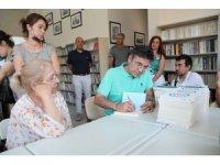 Yazar Kayadibi, kitabını anlattı