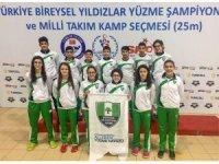 Şehitkamil'den Milli takıma 4 sporcu
