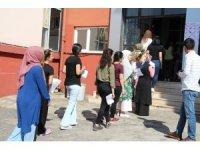 Zonguldak'ta KPSS heyecanı