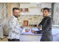 Diyarbakırlı berberlerin hedefi dünya şampiyonluğu