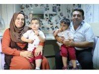 20 yıllık hayallerine Diyarbakır'da kavuştular