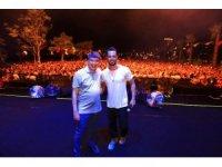 Antalya Yaşam Parkı'nda Murat Boz coşkusu