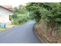 Kocaali'de 5 mahalle yolları yenileniyor