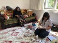 SOBE'den 84 yaşındaki Fadime Anaya yardım eli