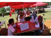 Devrek'te Yaz Kur'an Kursu etkinlikleri büyük ilgi gördü
