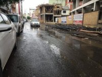 Bingöl'de sıcak hava yerini yağmura bıraktı