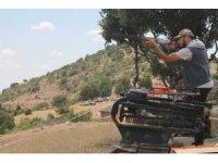 Konya'da trap ve tek kurşun atış yarışması
