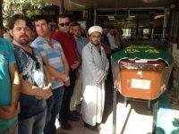 Tekne kazasında hayatını kaybeden Ahmet Argon toprağa verildi