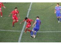 Karabükspor mağlubiyetle başladı
