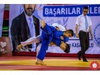 Kırşehirli sporcu Judoda Türkiye ikincisi oldu