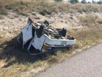 Tavşanlı'da trafik kazası: 8 yaralı