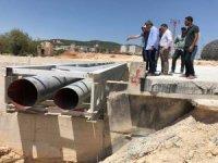GASKİ'den Beykent bölgesine 3 tane içme suyu deposu