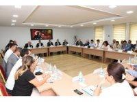 Uşak'ta Bağımlılıkla Mücadele İl Koordinasyon Kurulu toplantısı gerçekleşti