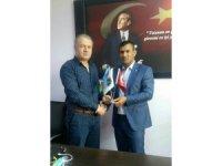 Asimder Başkanı Gülbey'den Kaya'ya ziyaret