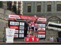 Mardinli bisiklet sporcusu Türkiye Şampiyonu oldu