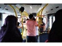 Halk otobüsünde yaşlılara yer verilmesini isteyen genç darp edildi