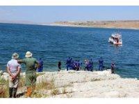 Serinlemek için girdiği baraj gölünde kaybolan gencin cesedi bulundu