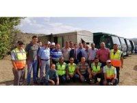 Çanakkale Ezine Gıda İhtisas Organize Sanayi Bölgesinde Alt Yapı Çalışmaları