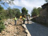 Safranbolu Belediyesi çevre düzenlemelerini aralıksız sürdürüyor
