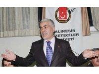 """BGC Başkanı Demir: """"Türk basını 15 Temmuz'da demokrasimize sahip çıktı, kötü sicilini temizledi"""""""