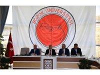 Bozok Üniversitesi Senatosu'ndan İsrail'e kınama