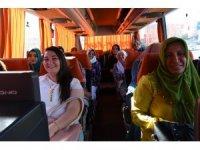 Kültür turları bin 400 kişiyi buldu