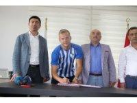 Büyükşehir Belediye Erzurumspor, Lennart Thy ile sözleşme imzaladı