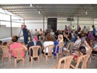 Tekirdağ Büyükşehir Belediyesinden ilk yardım eğitimi