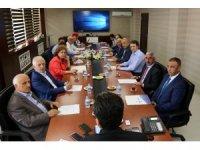 Gümüşhane'de İl İstihdam ve Mesleki Eğitim Kurulu Toplandı