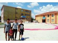 Malkara'da okullar yenileniyor