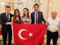 Türk matematikçiler dünya 3'üncüsü