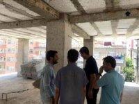 Seyyid Battal Gazi Kız Yatılı Hafızlık Kur'an Kursu yapımı devam ediyor