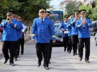 Belediye bandosunun 65 yıllık geleneği