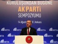 """Cumhurbaşkanı Erdoğan: """"Amerika'nın elektronik ürünlerine biz boykot uygulayacağız"""""""