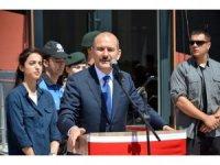 """Bakan Soylu: """"Türkiye bugüne kadar bu vekalet savaşlarıyla yıkılmamıştır, tam tersine güçlenmiş ve büyümüştür"""""""
