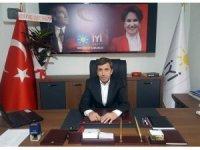 İYİ Parti Niksar İlçe Başkanı Murat Basut istifa etti