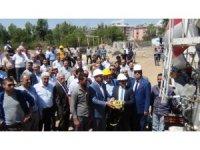 Ercişli İş İnsanı Halis Bahçe'den krize rağmen yatırım atağı