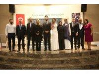 Gençlik ve Spor Bakanları, koruma polisi Ayşe Vural'ın nikah töreninde buluştu