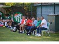 Aybaba'dan U21 takımına yakın takip