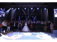 Mustafa Akbaş, dünya evine girdi