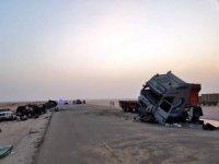 Umman'da trafik kazası: 7 ölü
