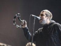 Liam Gallagher Türkiye'de ilk konserini verdi