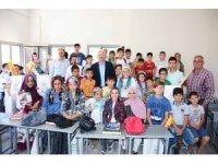 TOSEM'de öğrencilerin hatim heyecanı