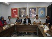 AK Parti'nin 81 İl Başkanlığı'ndan ortak açıklaması
