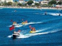 Kurban Bayramı'nda nüfusunun 40 katı turisti ağırlayacak