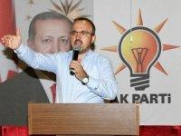 """AK Partili Turan:  """"Türkiye batarsa okyanuslar karışır"""""""