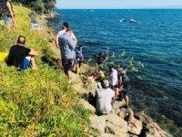 Sinop'ta boğulma
