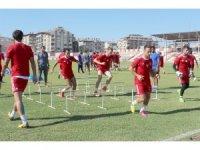 Hatayspor, Karabükspor maçının hazırlıklarını sürdürüyor