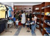 Başkan Tiryaki'den çocuklara bayram hediyesi